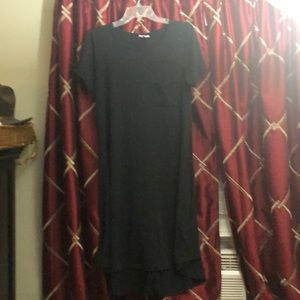 Lularoe Carly dress.  Worn once.